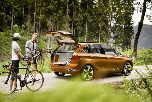 Xэчтбек BMW Active Tourer Outdoor